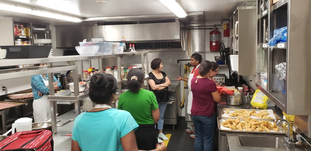 Volunteer Event at Youth Without Shelter – September 2019